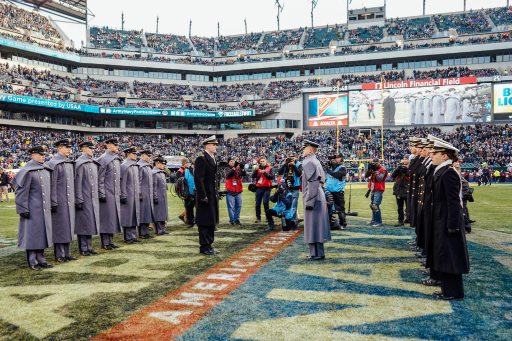 army navy football game 2019